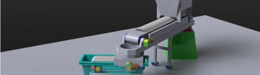 Thiết kế máy đúc ống cống BTCT bằng phương pháp rung lõi